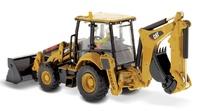 Cat 420F2 Baggerlader - Diecast Masters 85233