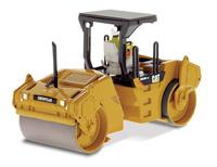 Cat 534 DXW Compactadora Diecast Masters 85132 escala 1/50
