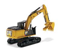Cat 568 GF maquina forestal Diecast Masters 85923 escala 1/50