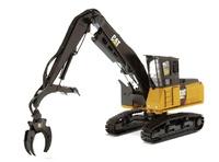 Cat 568 LL maquina forestal Diecast Masters 85922 escala 1/50