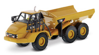 Cat 730 Dumper Articulado Diecast Masters 85130 escala 1/87