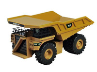 Cat 797F Dumper - Toy State 39521 - Masstab 1/101