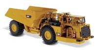 Cat AD60 Dumper Tunnel Diecast Masters 85516 Masstab 1/50