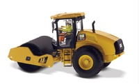 Cat CS11 GC Compactadora Diecast Masters 85589 escala 1/50