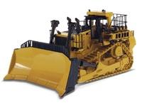 Cat D11T Bulldozer Diecast Masters 85565 escala 1/50