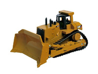 Cat D11T Bulldozer - Toy State 39522 - Masstab 1/63