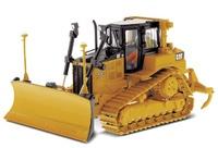 "Cat D6T XW VPAT""AccuGrade®"" GPS, Diecast Masters escala 1/50"