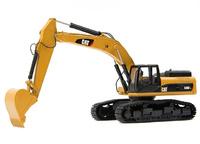 Caterpillar Cat 340D L Hydraulic Excavator Tonkin Replicas tr20001 Maßstab 1/50