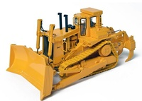 Caterpillar Cat D10 con cabina CCM 42184 escala 1/48
