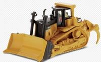 Caterpillar D9T Bulldozer Diecast Masters 85209 Masstab 1/87