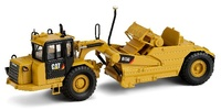 Caterpillar Motorilla Cat 613G Norscot 55235 escala 1/50