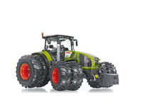Claas Axion 950 doblre rueda, Wiking 77328