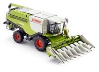Claas Lexion 760 cosechadora con cuchilla maiz Wiking 77340 escala 1/32