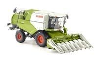 Claas Tucano 570 acc. corte maiz Wiking Modellbau 77818 escala 1/32