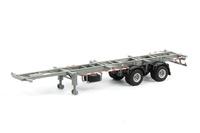 Classic trailer contenedores Wsi Models 17-0001 escala 1/50