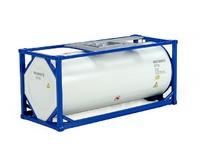 Container 20ft Iso Tekno Quarry  73874 escala 1/50