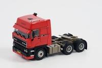 Daf  3300 Space Cab 6x4 - rojo, Wsi Models 1019