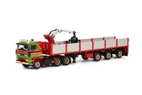 Daf 3300 Steintransporter Wsi Models 06-1084 Masstab 1/50