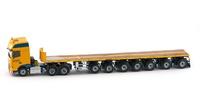 Daf Ssc Euro 6 + Nooteboom Ballastrailer - Demag - Imc Models