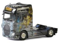 Daf XF SSC Tom Tech Wsi Models 2046 Masstab 1/50