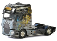 Daf XF SSC Tom Tech Wsi Models 2046 escala 1/50