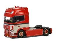 Daf XF SSC TransportenA Wsi Models escala 1/50