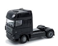 Daf XF105 SSC 4x2 schwarz Lion Toys 1584 Masstab 1/50