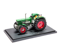 Deutz D130 06 - 1972 - coleccion HACHETTE / Universal Hobbies escala 1/43