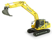 Excavadora Komatsu PC210 LC-11 Universal Hobbies 8122 escala 1/50