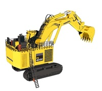 Excavadora Komatsu PC4000 Nzg Modelle 9331 escala 1/50