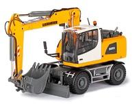 Excavadora Liebherr R 920 Conrad Modelle 2216 escala 1/50 escala 1/50