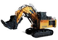 Excavadora XCMG XE7000 escala 1/50