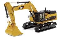 Excavadora cadenas Caterpillar Cat 374 D L Diecast Masters escala 1/50