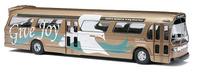 FISHBOWL Bus Santa Monica Busch 44532 1/87