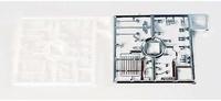 Fanfaren / Lautsprecher / Dachträger, Herpa 051903 Masstab 1/87