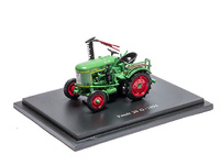 Fendt 20 G - 1955  - coleccion Hachette / Universal Hobbies escala 1/43