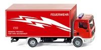 Feuerwehr - Koffer-LKW MAN TGL, Wiking 06060436
