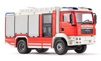 Feuerwehr - Rosenbauer AT auf MAN TGM, Wiking 7331