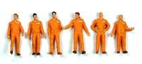Figuras mecánicos naranja Preiser 68212