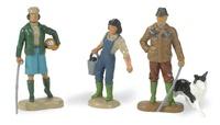 Figuren Bauern Britains 40954 Masstab 1/32