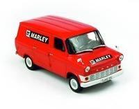 Ford Transit (1969) Lieferwagen Marley Norev 270520
