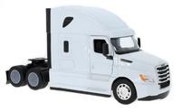 Freightliner Cascadia blanca Welly 32695 escala 1/32