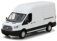 Furgoneta Ford Transit - techo alto 2017 Greenlight 86083 escala 1/43