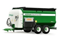 Futtermischwagen Keenan Mich-Fiber 365 Britains 43197 Masstab 1/32