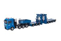 Goldhofer combinación modular Man Tgx XLX Conrad 74168