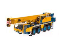 Grua Terex AC 100 /4L Demag, Conrad Modelle 2107 escala 1/50