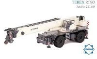 Grua Terex RT90 Conrad 2115 escala 1/50