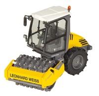 Hamm H7IP Walze Leonhard Weiss Nzg Modelle 9481
