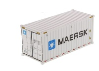 Hochseecontainer 20 Fuss - MAERSK -  Diecast Masters 91026b