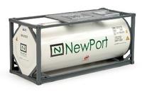 ISO contenedor 20ft Newport - Tekno 67961 escala 1/50